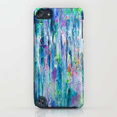 Silver Rain iPod touch Slim Case