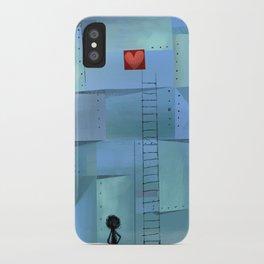 Big Bot iPhone Case