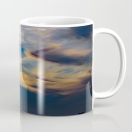 Beauty Above The Shoreline Coffee Mug
