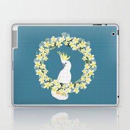 Sulphur Crested Cockatoo Laptop & iPad Skin