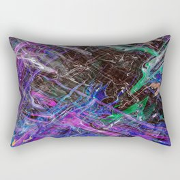 Deep Space Rectangular Pillow