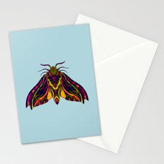 Elephant Hawk Moth Stationery Cards