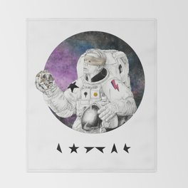 Blackstar Throw Blanket