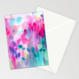Colorful vibes || watercolor Stationery Cards
