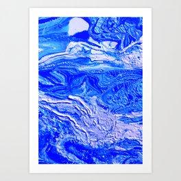Arctic Adventure Art Print