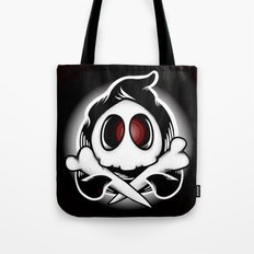 Duskull & Crossbones Tote Bag