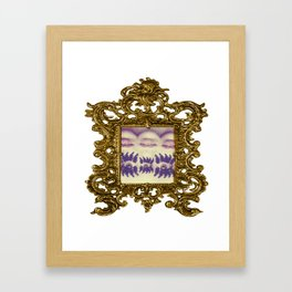 Framed Soul Framed Art Print