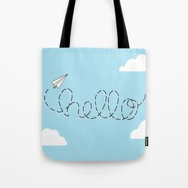 Passing Notes Tote Bag