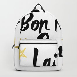 Laissez Les Bons Temps Rouler! Backpack