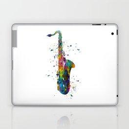 Saxophone Laptop & iPad Skin