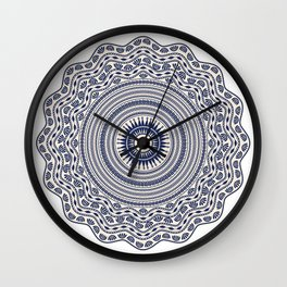 Tileup Wall Clock