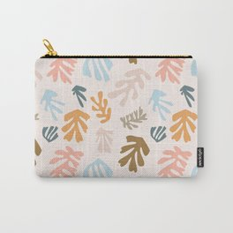 Seaweeds and sand Carry-All Pouch