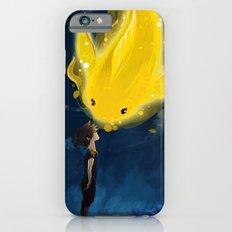 Kid & goldfish Slim Case iPhone 6s