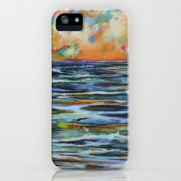 Sea of Ballads iPhone Case