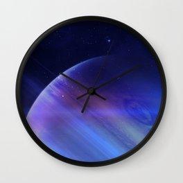 Secrets of the galaxy Wall Clock