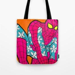 The Speczacular Spider-Man Tote Bag