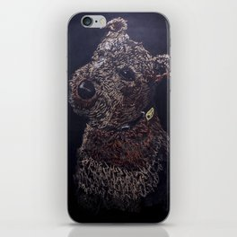 Best Therapy has fur & 4 legs iPhone Skin