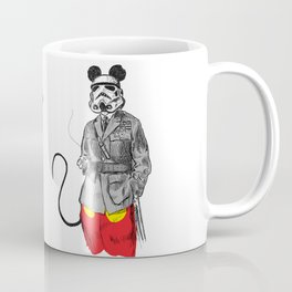 F the Darkside Coffee Mug