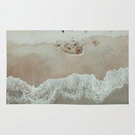 The Sea Shore (Color) Rug