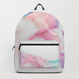 Unicorn Vein Marble Backpack