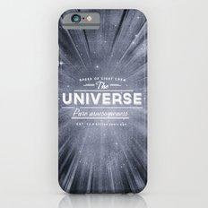 The Universe Crew Slim Case iPhone 6s