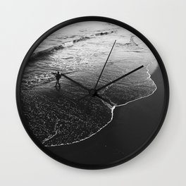 Fisherman Wall Clock
