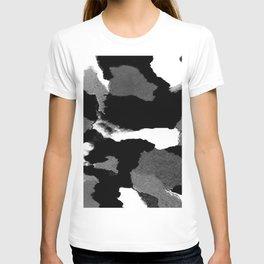 Black Is Back T-shirt