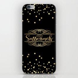 Original Sassenach iPhone Skin