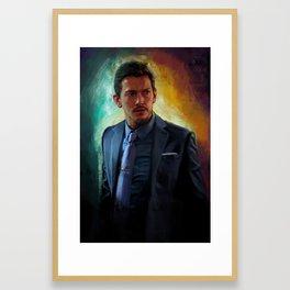 Kutter Framed Art Print