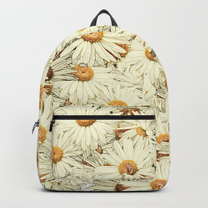 Daisies - Underfoot Backpack
