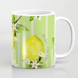 A Lemon Mello Cello Coffee Mug