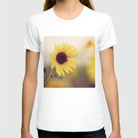 sunflower T-shirts featuring Sunflower by Jessica Torres Photography