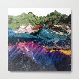 Dream Nature MOUNTAINS Metal Print