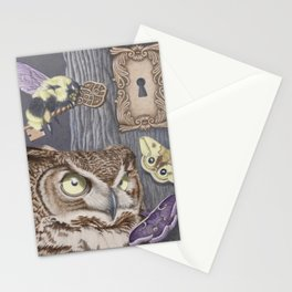 Keepers of Forbidden Knowledge Stationery Cards