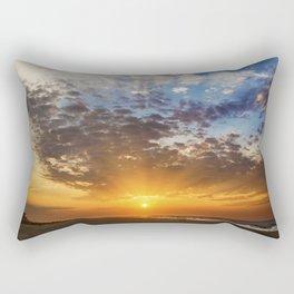 Cape May Sunrise Rectangular Pillow