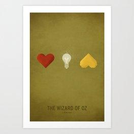 Oz Art Print