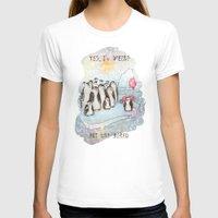weird T-shirts featuring Weird by Tatiana Ivchenkova
