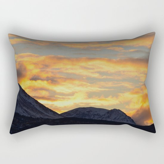 Good Morning Last Frontier! Rectangular Pillow
