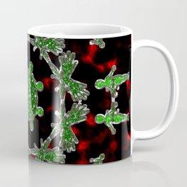 Extraterrestrial Mandala Coffee Mug