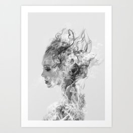 In Another World 2 Art Print