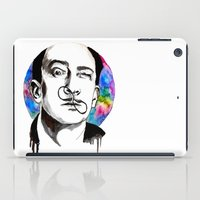 dali iPad Cases featuring Dali by Clementine Petrova