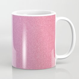 Frozen Ombre - Amethyst Dusk Coffee Mug