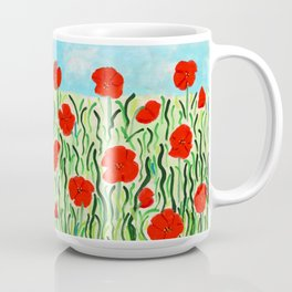 Everything's Popping Up Poppies! Coffee Mug