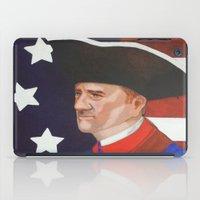 revolution iPad Cases featuring Revolution by Trehan's Treasures