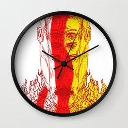 SubUrban Suffering : Bohemian Rhapsody Wall Clock