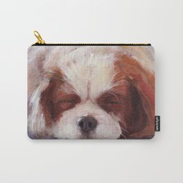 Sleeping Dog Carry-All Pouch