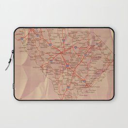 Bring back the Map Laptop Sleeve