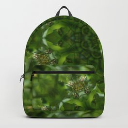 """Make a wish"" Dandelion reflection Backpack"