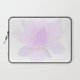 Morning Dew on the Petals Laptop Sleeve