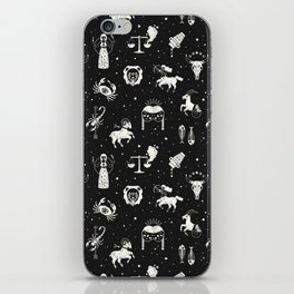 Strange Fortunes: Midnight iPhone Skin